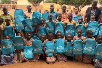 Education pour tous : Distribution de kits scolaires 2019-2020